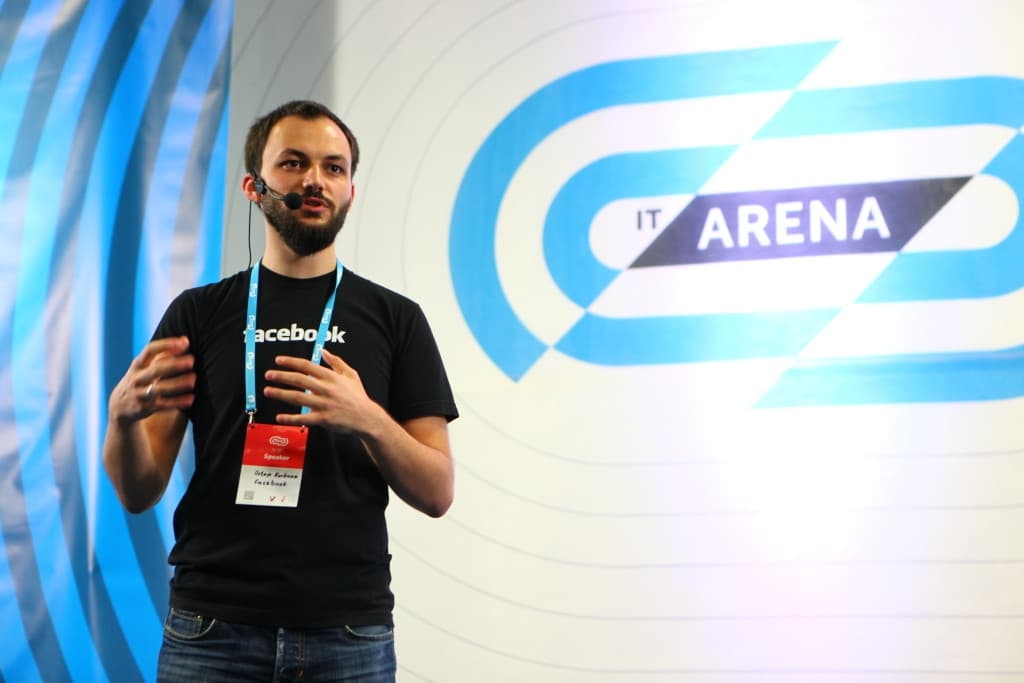 Lviv IT Arena speaker2