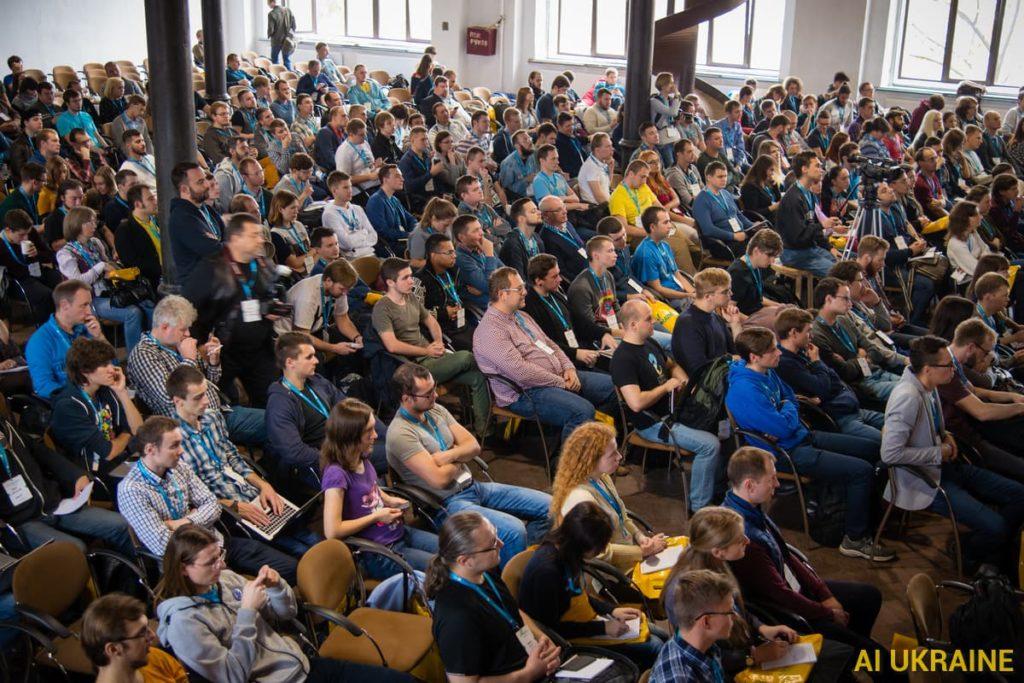 AI Ukraine conference