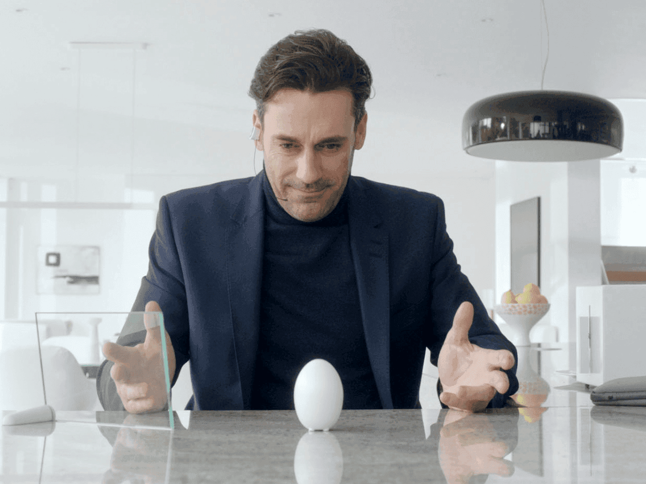 Black Mirror Egg