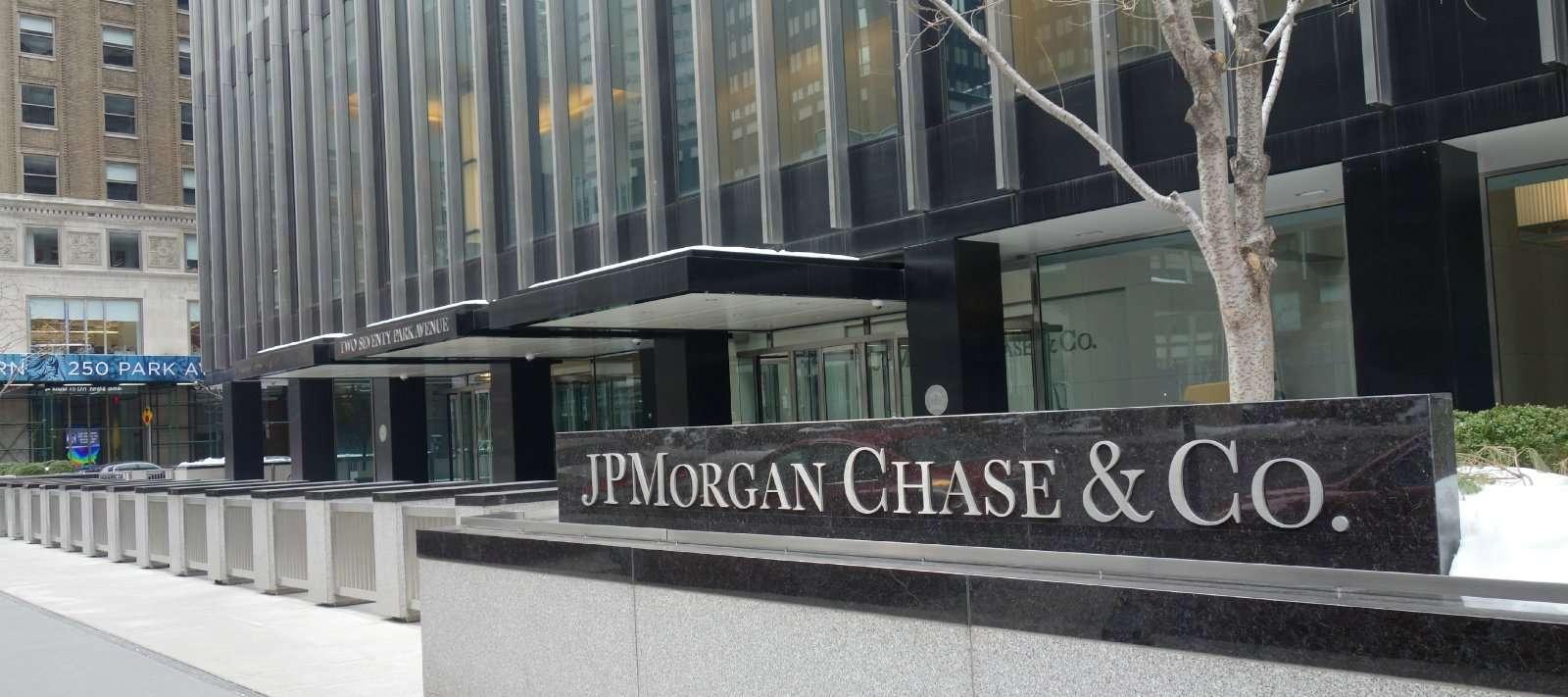jpmorgan & chase logo