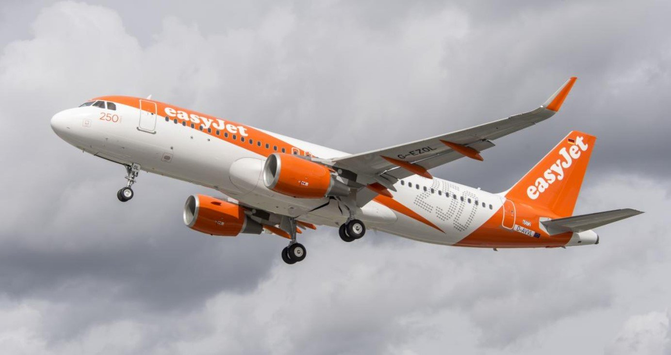 easyjet in the air - Revenue management