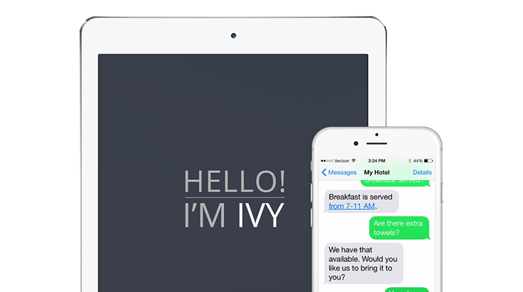 Ivy virtual assistant