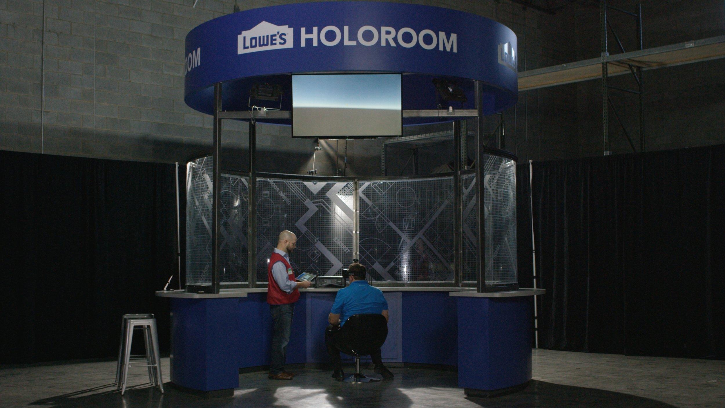Lowe's Holoroom