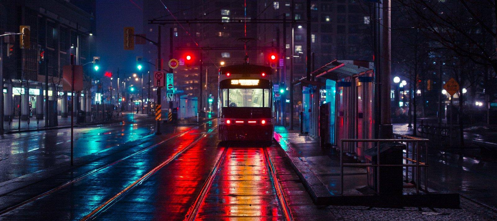 Pubic transportation app