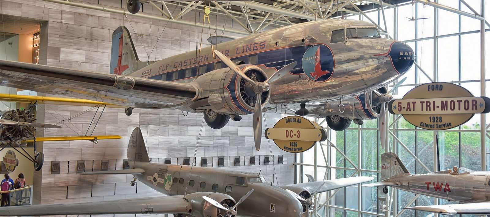 history of flight booking