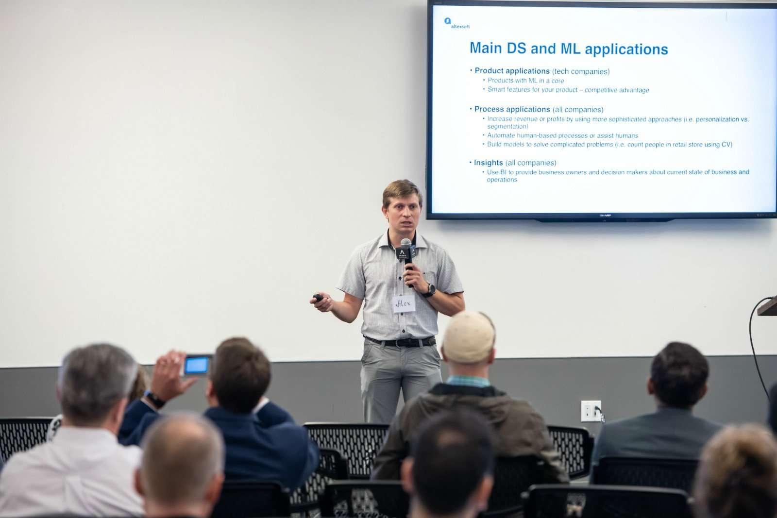 meetup presentation
