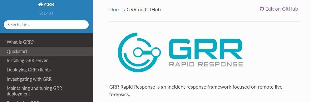 GRR Rapid Response