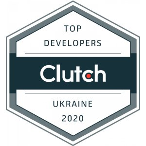Clutch Leader in Software Development for 2020