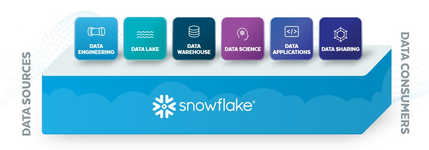 Snowflake data management processes