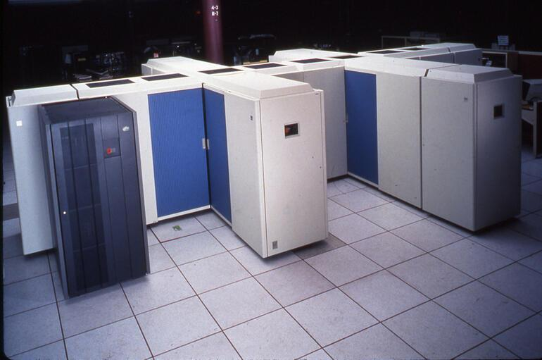 Mainframes and data to be migrated