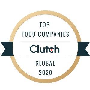 AltexSoft in Exclusive Clutch 1000 List