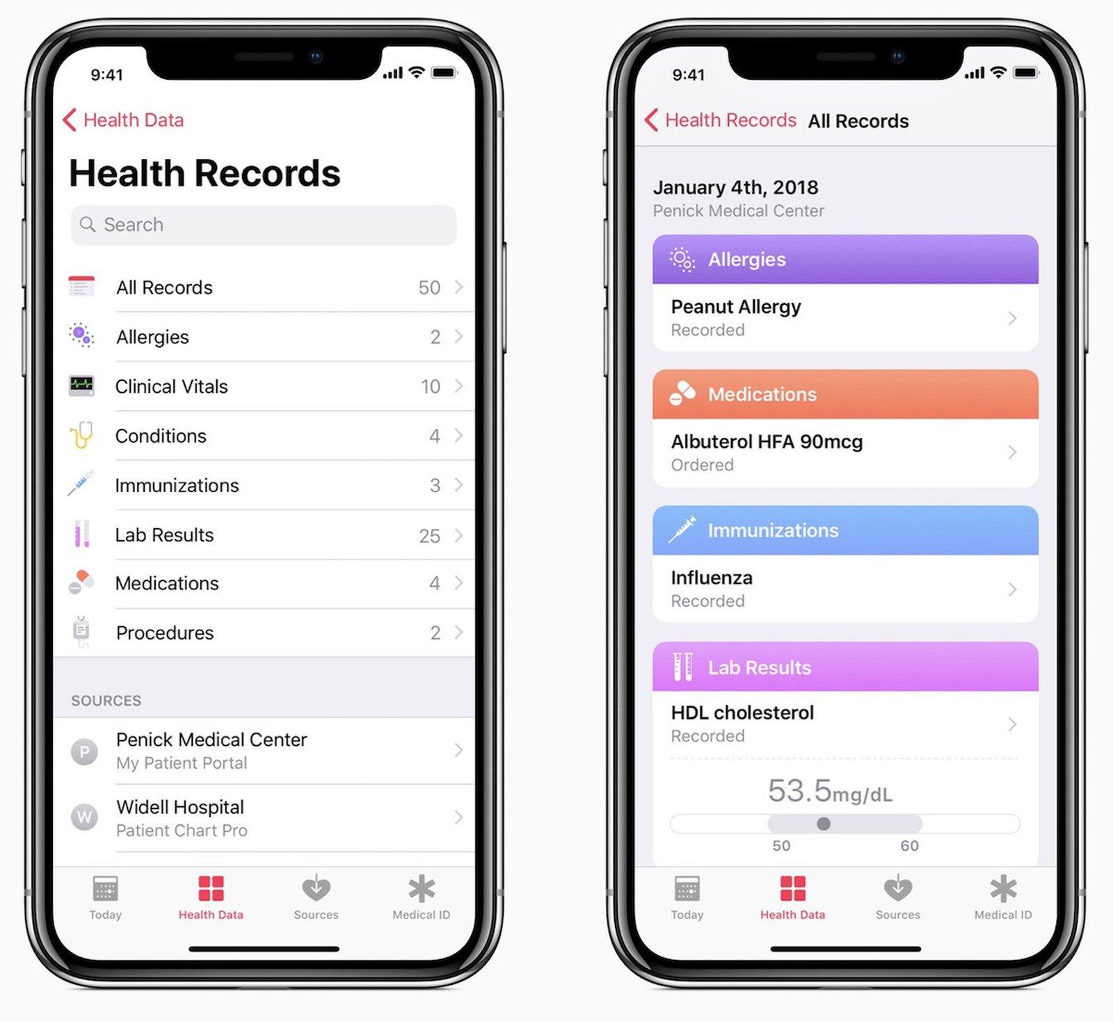 health-records-ios-11.3