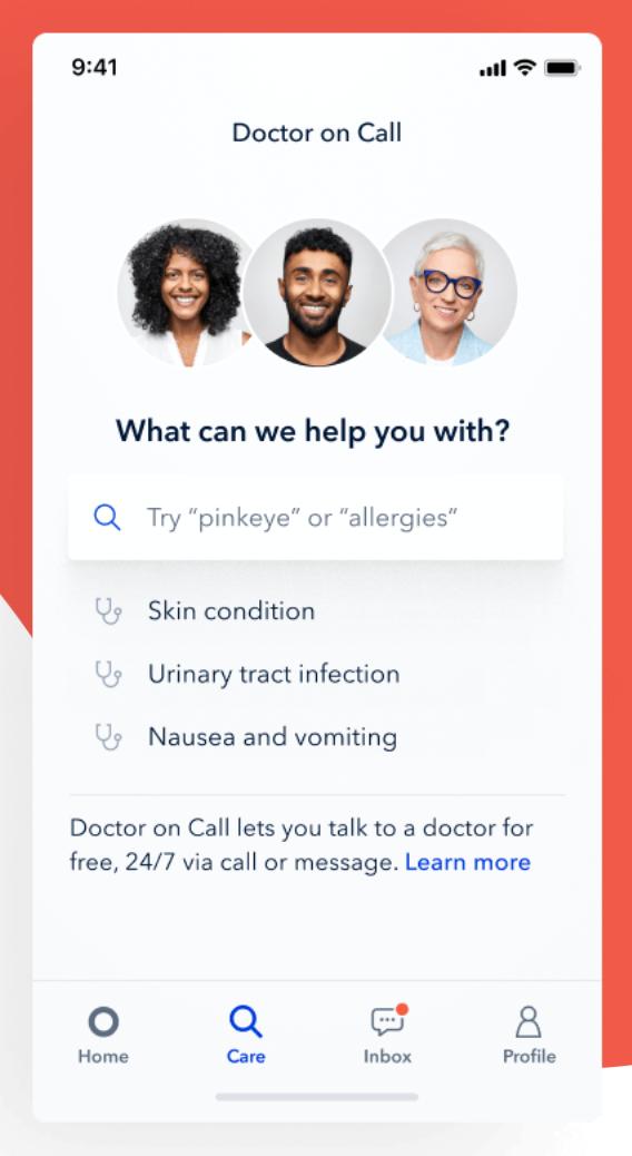 Oscar Insurance app