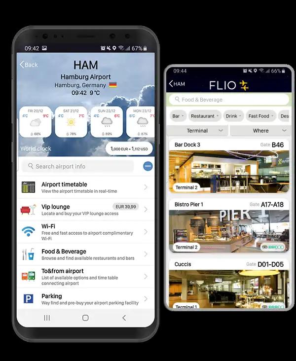 Flio app